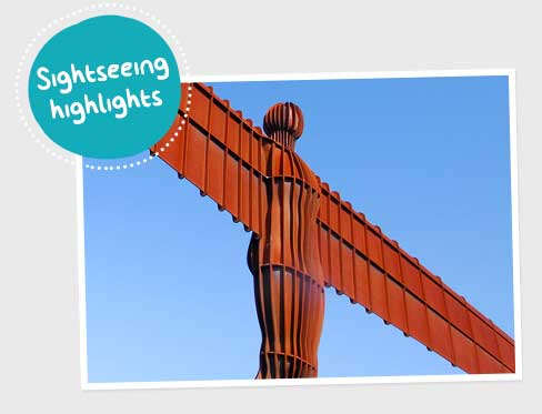 Time for Sightseeing - Northern Delights - Break Theme