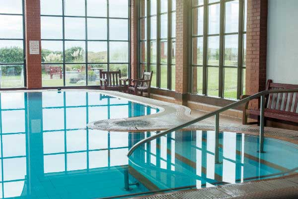 Sandpipers hydrotherapy pool