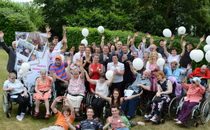 revitalise guests, staff and volunteers at netley open day