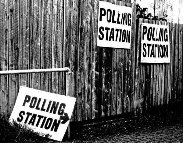 polling station boards